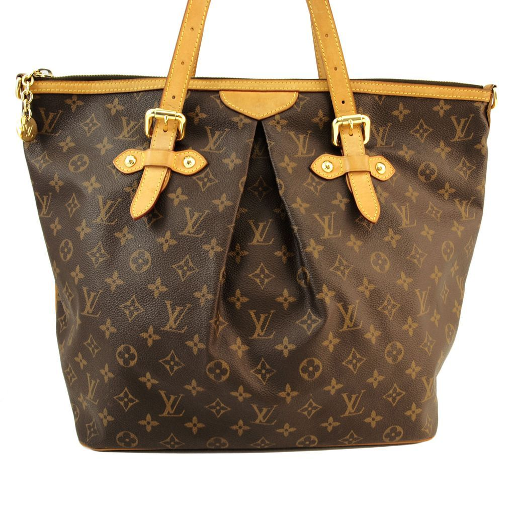 Louis Vuitton Palermo GM Handbag (Authentic Pre Owned)  e1b87417709ca