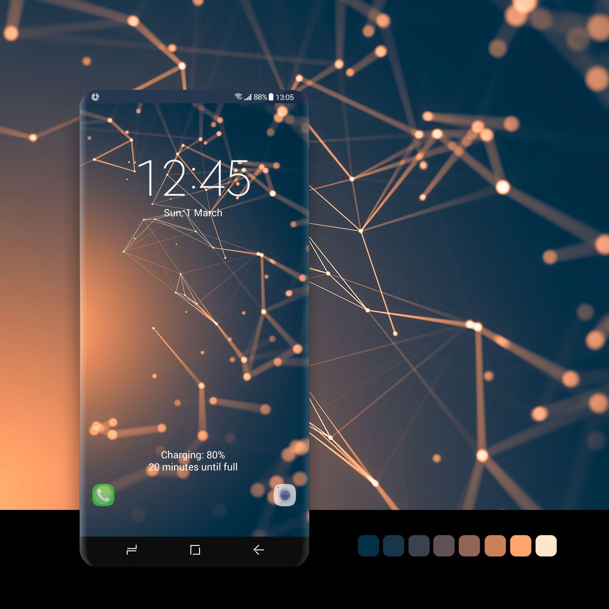 Blurred blockchain wallpaper #wallpaper, #android, #phone