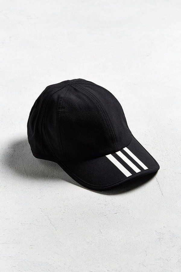 bf69f5ad Adidas Originals 3-Stripes Trainer Baseball Hat #MENSTRAINERS ...