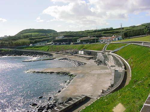 Costa da ilha Terceira, Zona Balnear da Salga, São Seabstião