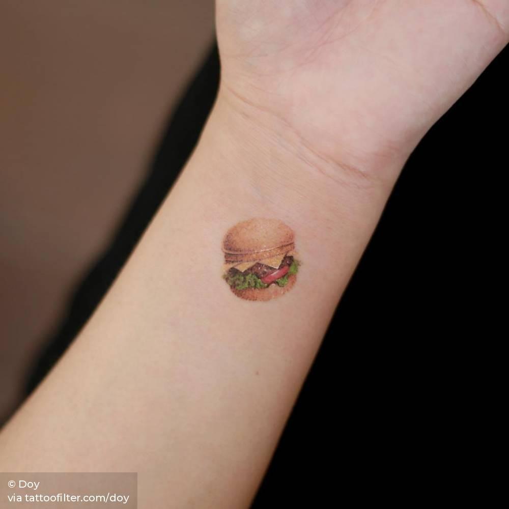Tatuajes de alimentos