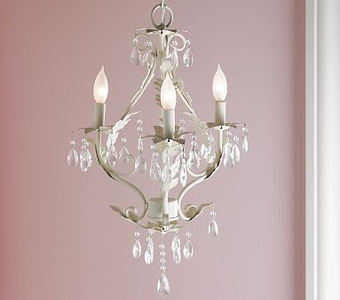 Light My World Chandeliers Nursery And Bedrooms