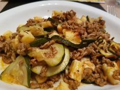 Photo of Greek zucchini casserole with feta from Schleckigekatze | chef