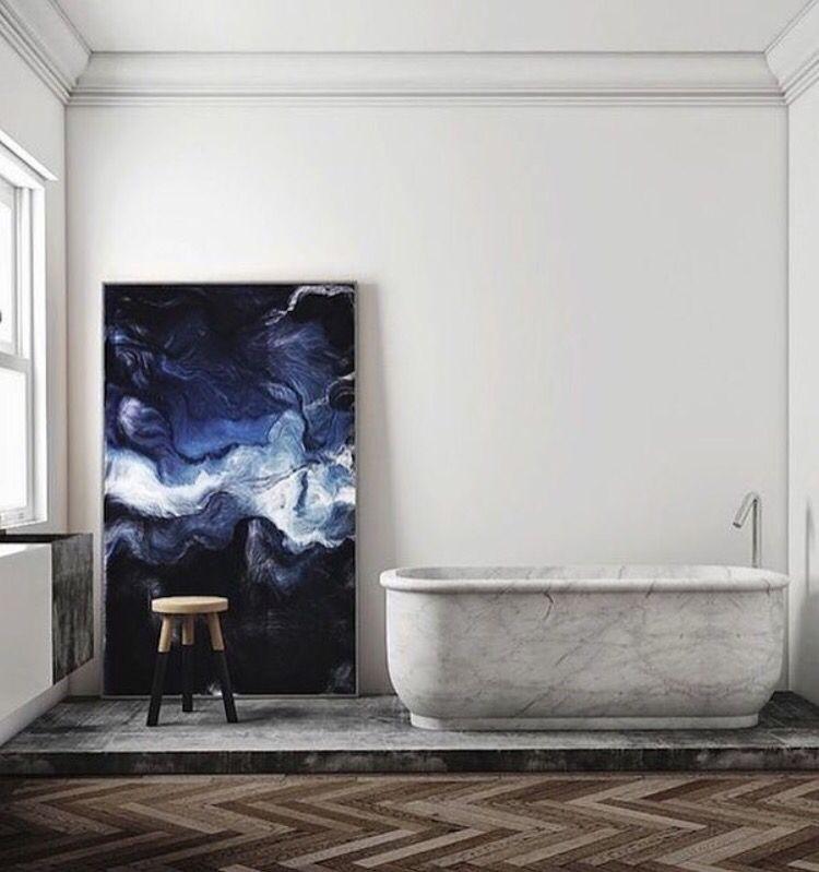 This tub. This bathroom.