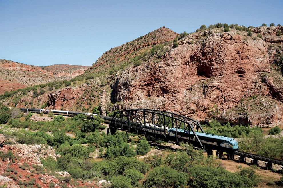 Verde Canyon Railroad: Sedona Attractions Review - 10Best Experts and Tourist Reviews