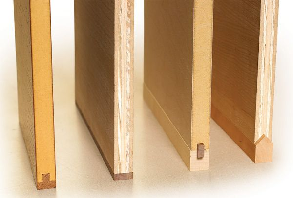 Covering Plywood Edges And Surface Finishing Plywood Edge Diy Wood Projects Furniture Plywood Siding