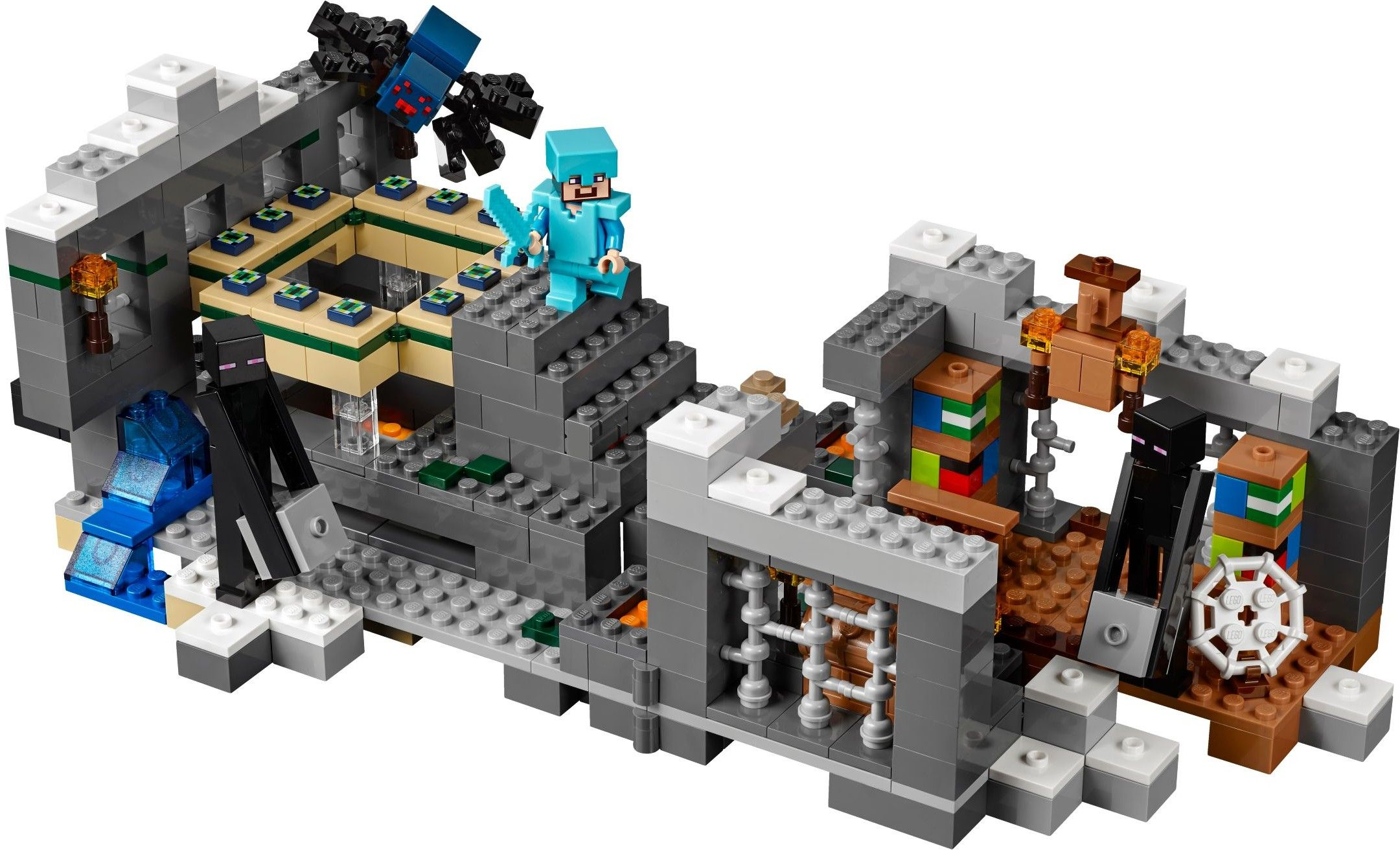 Картинки наборов лего майнкрафт и сколько они стоят