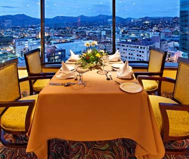 360 Degrees Port Of Spain Trinidad And Tobago The Caribbean S Only Revolving Restaurant Is