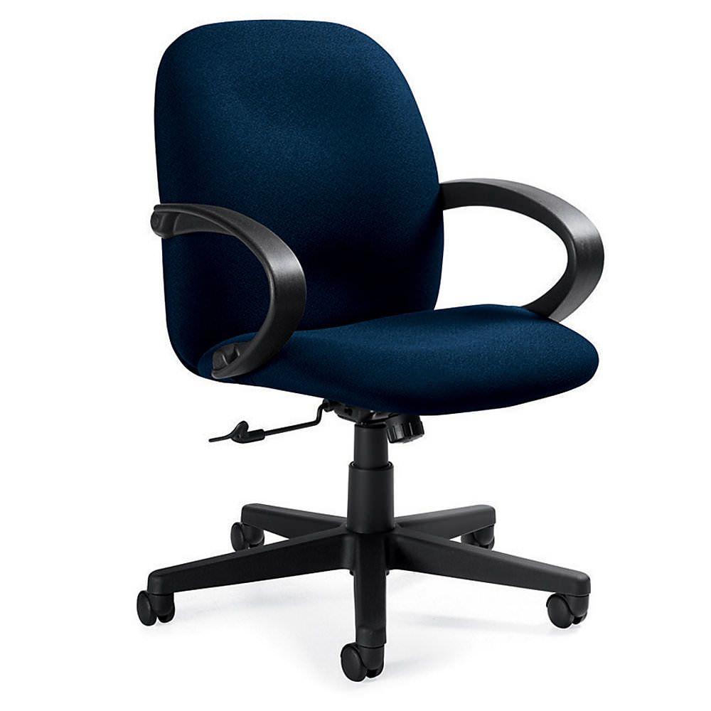 Blau Buro Stuhle Burostuhl Blaues Buro Burostuhl Stuhle