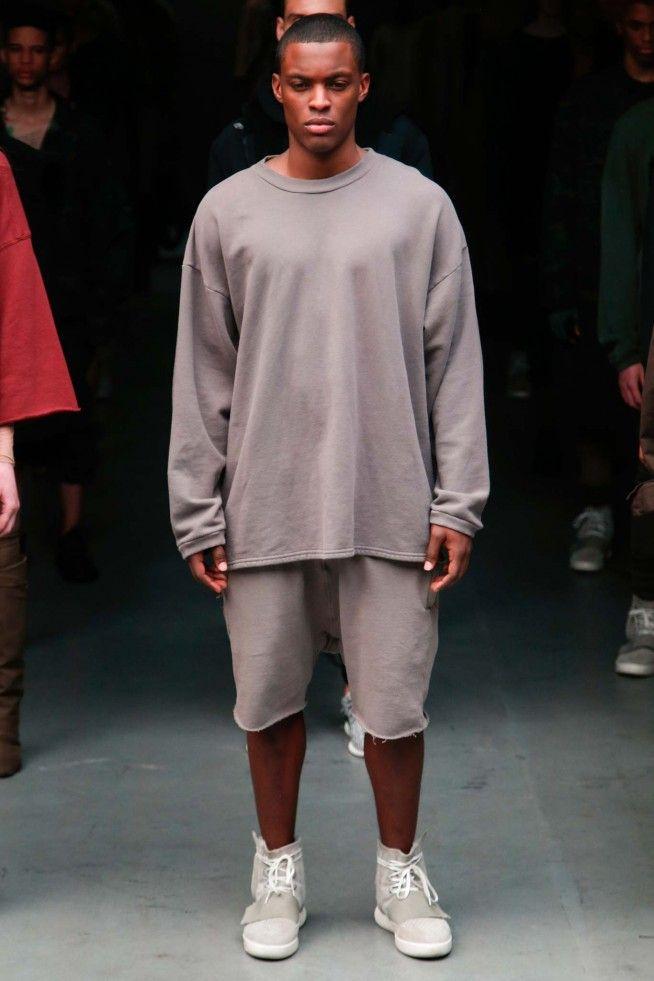 Coleção // Kanye West x Adidas Originals, Nova York, Inverno 2016 RTW // Foto 34 // Desfiles // FFW