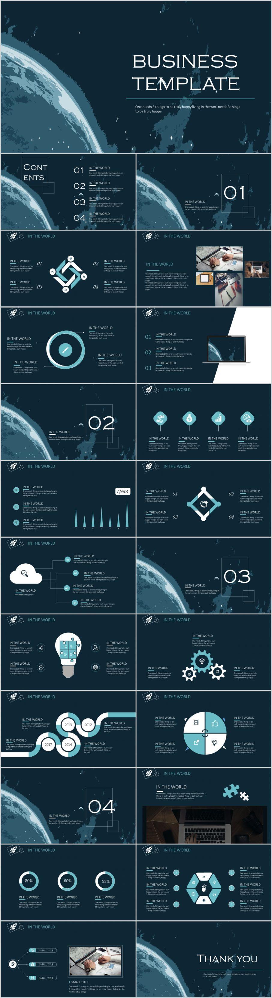 23 Earth Presentation Powerpoint Templates Powerpoint Pinterest