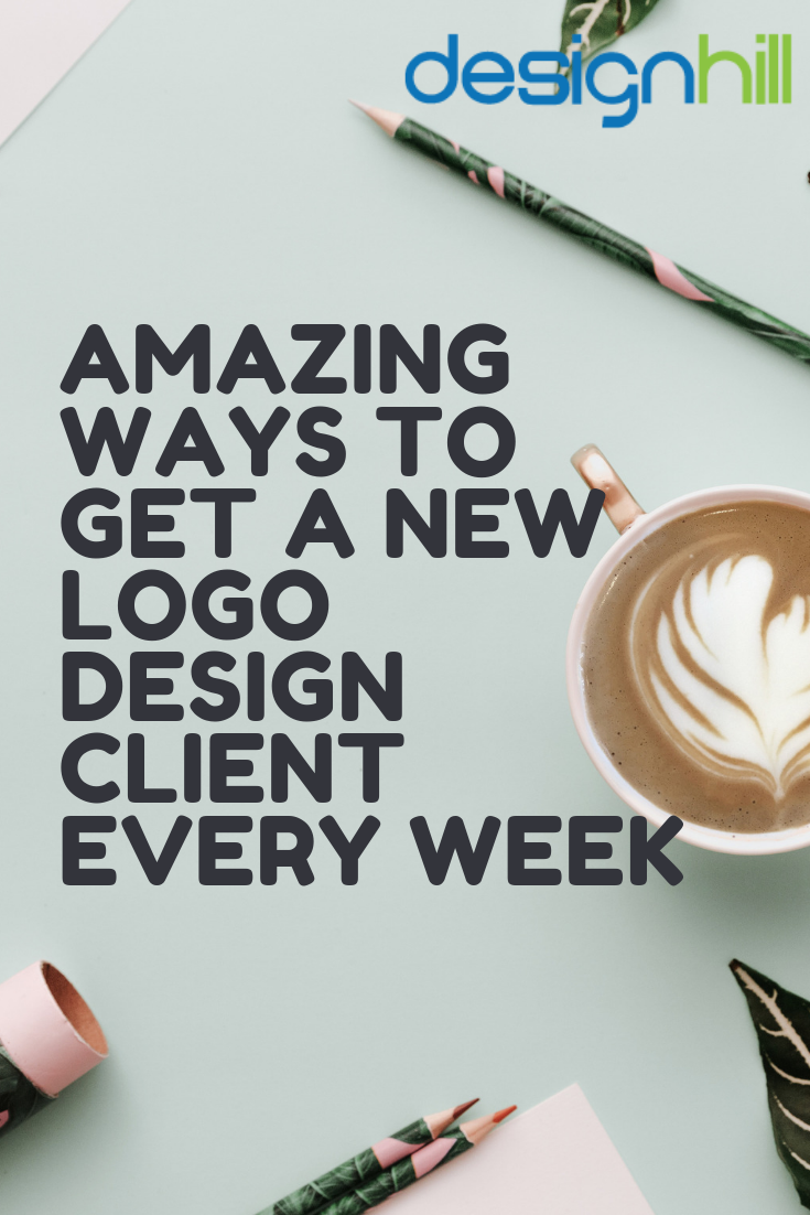 Amazing Ways To Get A New Logo Design Client Every Week