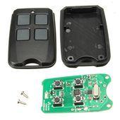 4 Button Garage Door Gate Remote for Liftmaster 371 372 373L…