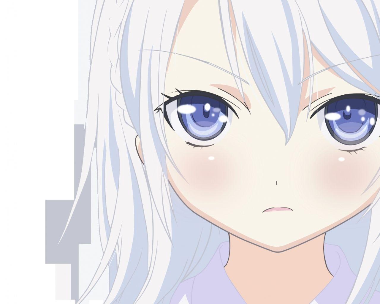 pin by liz bohnen on anime pinterest white hair anime