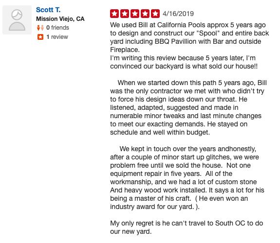 We Love Your Yelp Reviews Santaclarita California Pools Swimming Pool Builder Pool Builders
