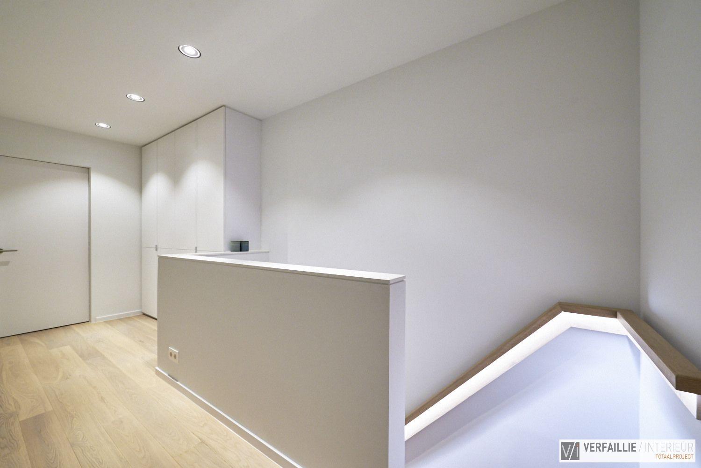 Verfaillie interieur delta light parket trap xinix deuren