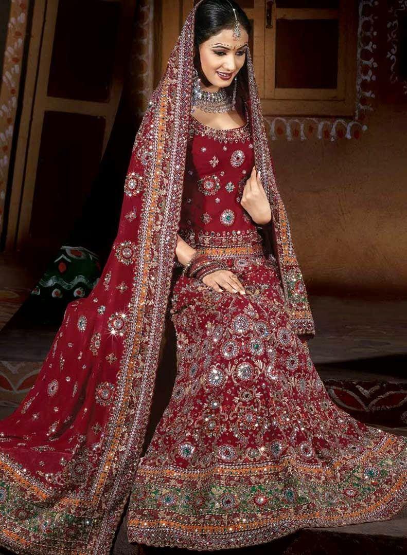 Designer-Indian-Wedding-Dresses-Ideas-Photos-HD.jpg (791×1080) | PAW ...