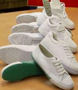 canvas shoes, Painted canvas shoes