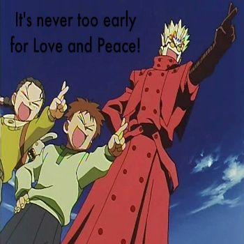 It was so cheesy but I loved it! LOVE AND PEACE!!!