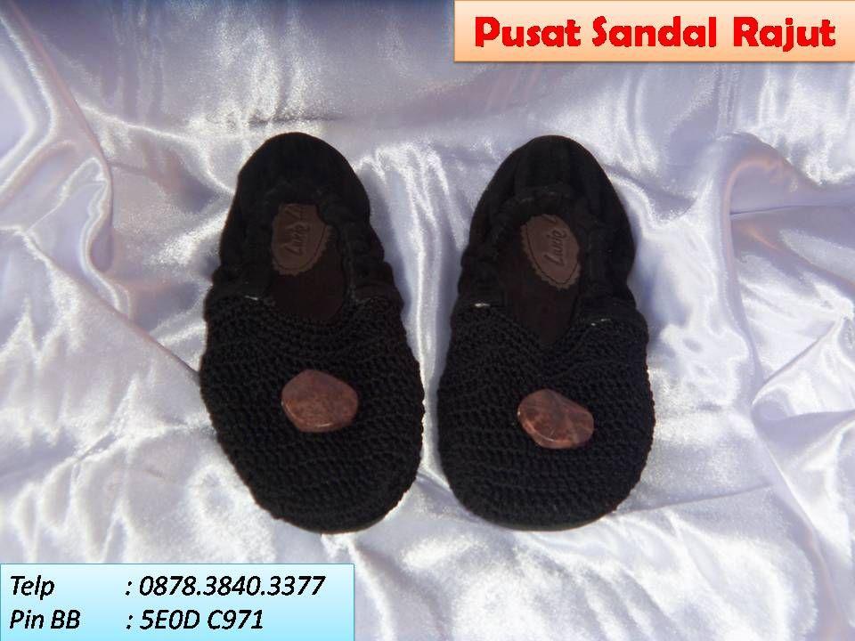 Pin Di 087838403377 Jual Sepatu Selop Rajut Sandal Selop Sepatu