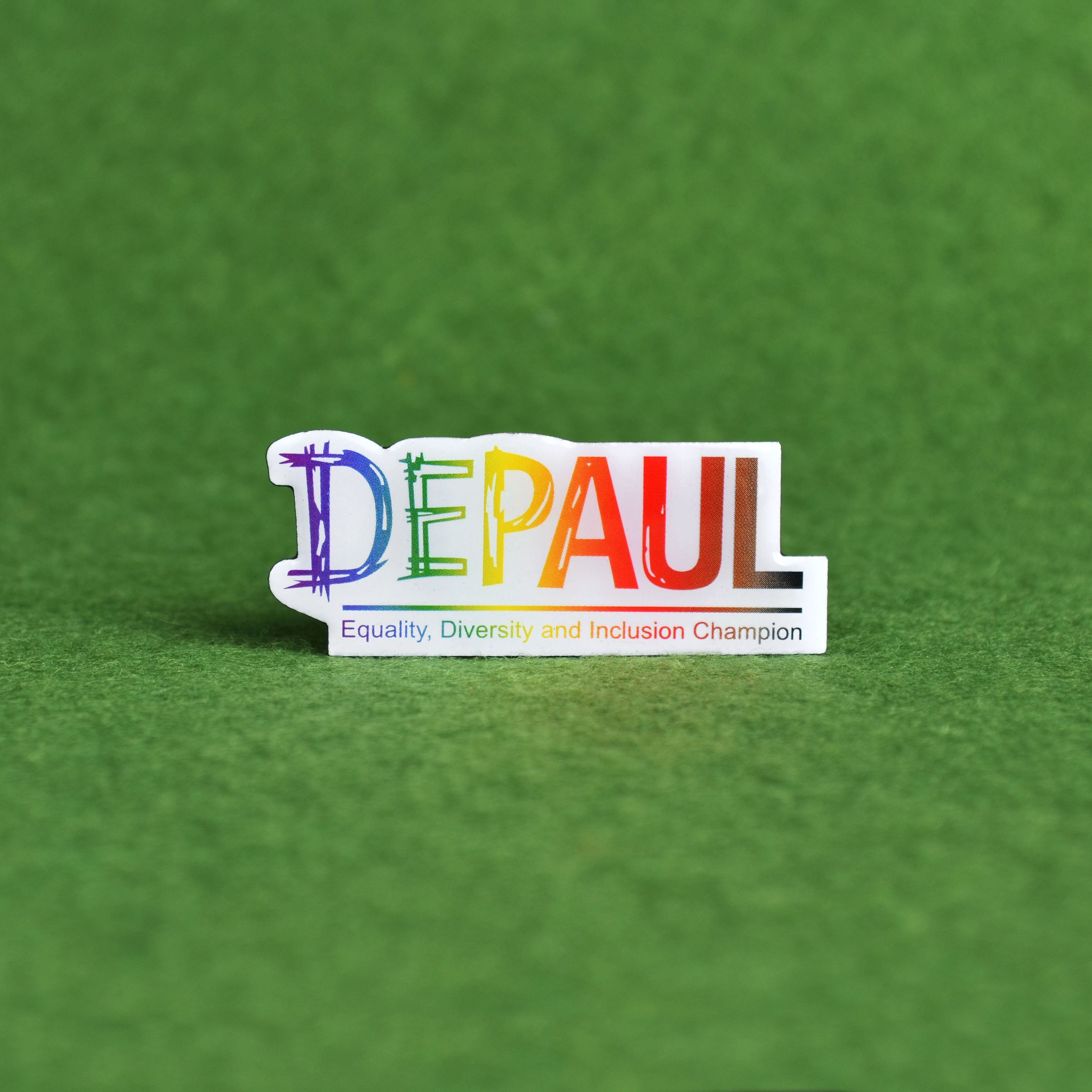Check out this pin badge #Aspinline made for the UK charity