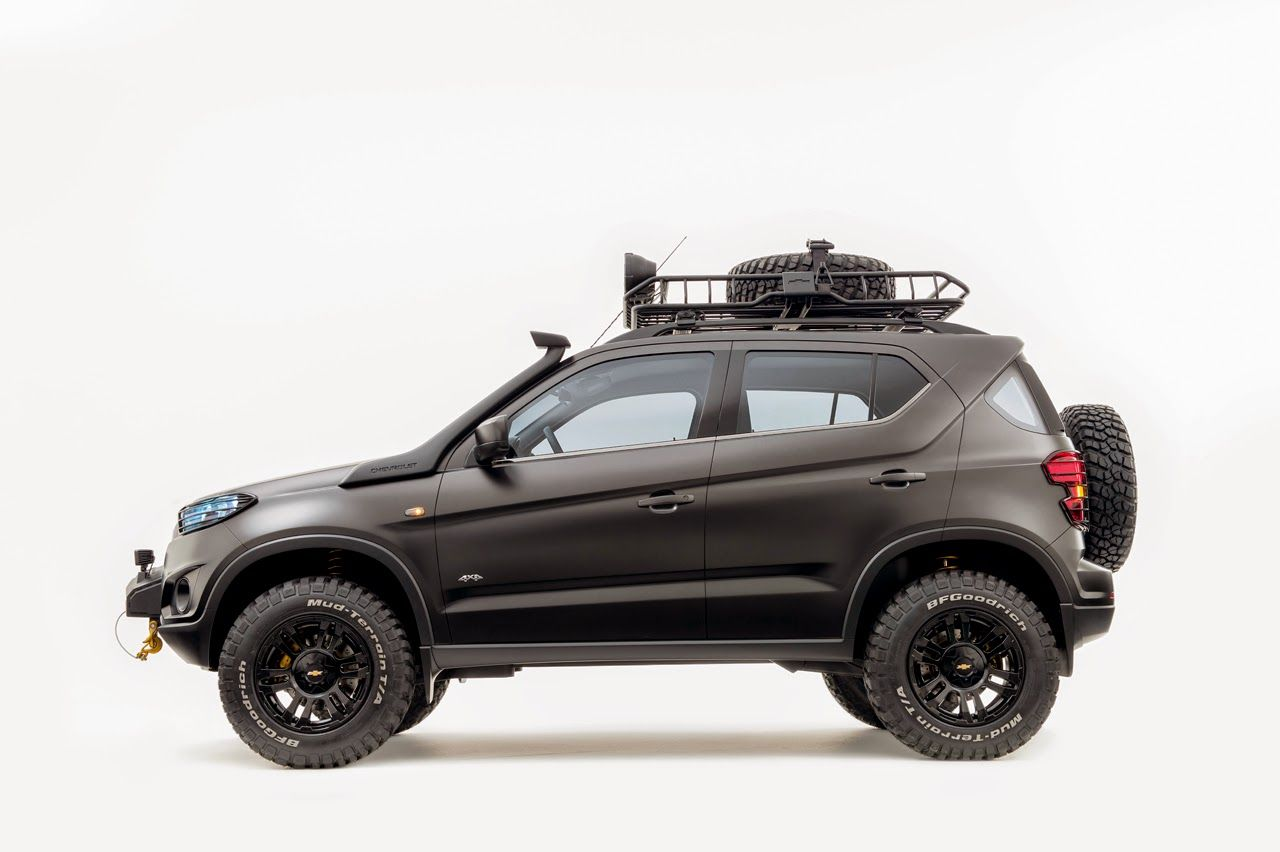 The Chevrolet Niva Is Badass And I Want One Chevrolet Niva