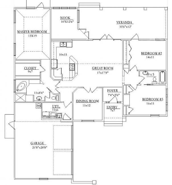Masion De Rennes House Plan House Plans Courtyard House Plans Floor Plans