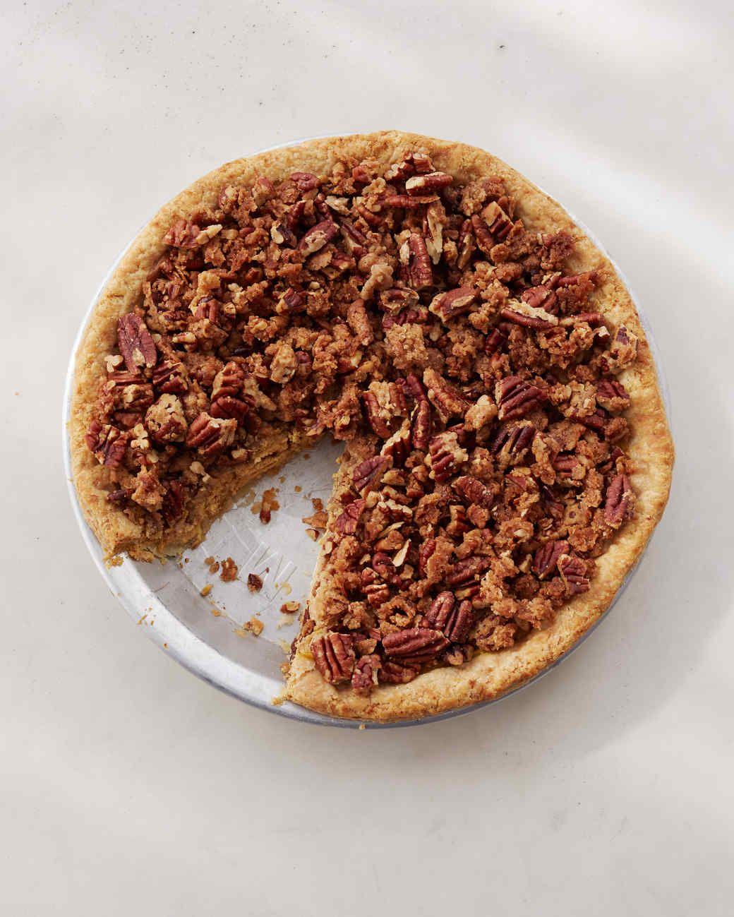 Thanksgiving Desserts Pecan Pie Pumpkin Pie More: Pumpkin Crunch Pie