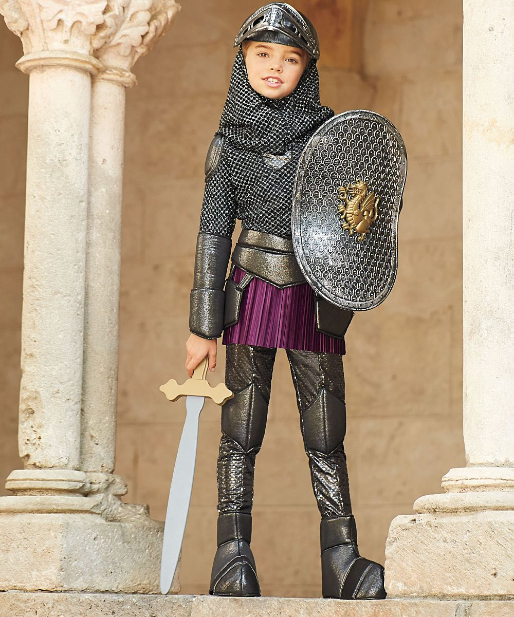Joan of Arc Dress - Girls  sc 1 st  Pinterest & Joan of Arc Dress - Girls | costumes | Pinterest | Fireflies