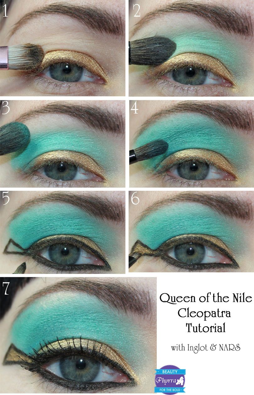 Queen of the nile cleopatra tutorial cleopatra cleopatra makeup queen of the nile cleopatra makeup tutorial baditri Gallery