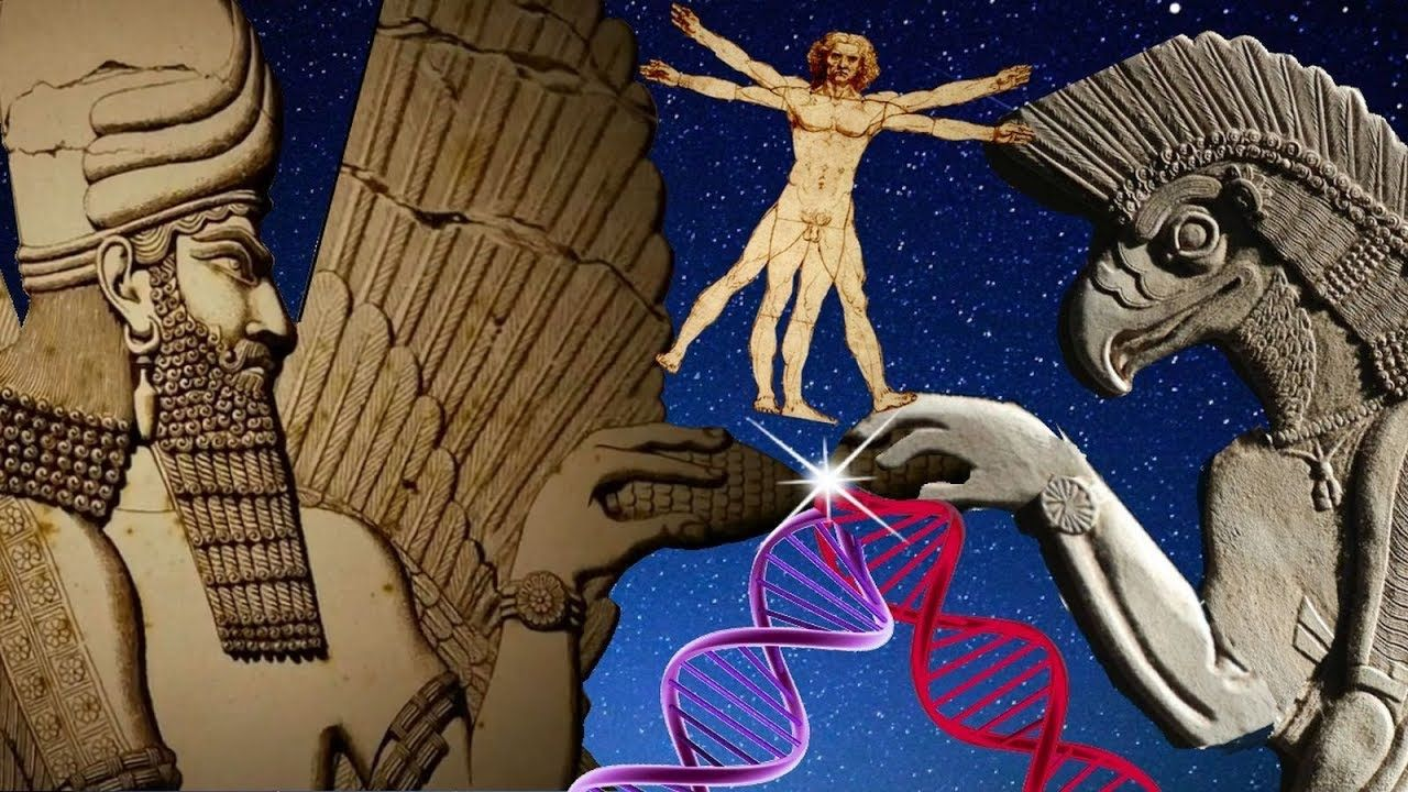 The Anunnaki Creation Story The Biggest Secret In Human History