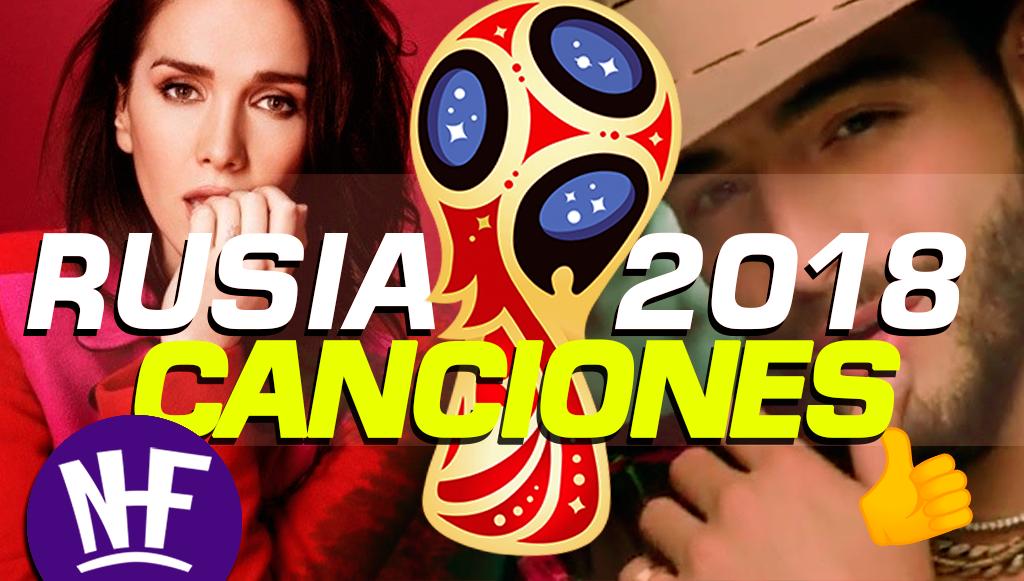 Canciones Mundial Rusia 2018 Escuchamos A Maluma Derulo Oreiro