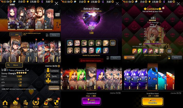 The 13 Best Gacha Games Hero Collector Rpgs On Ios Android 2021 Marvel Future Fight Ios Games Hero
