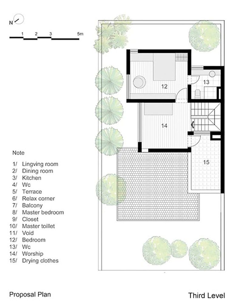 Epv By Ahl Architects Associates 32 House Plan In 2019 Small