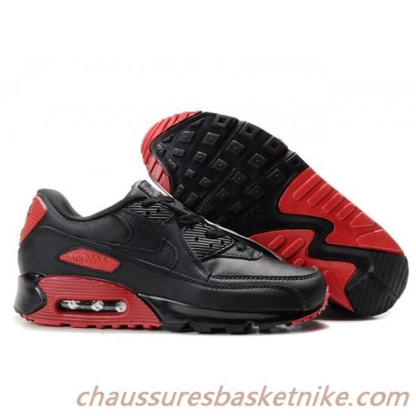 nike air max 90 rouge homme
