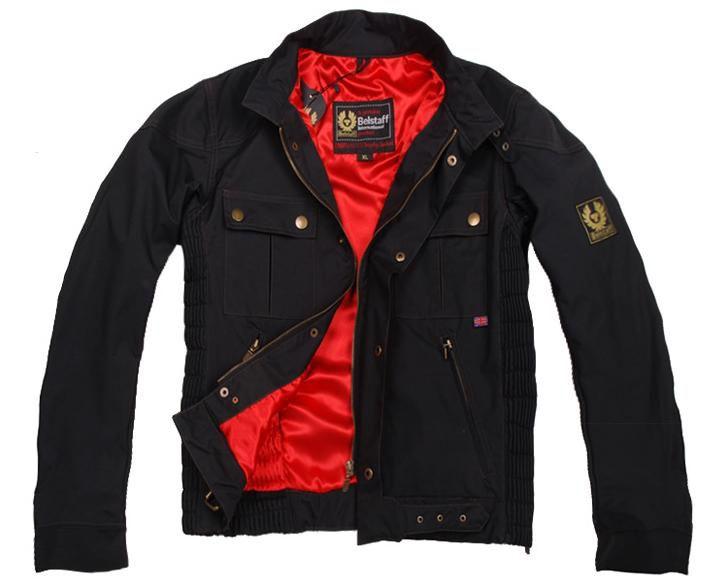I still wear the Belstaff jacket my father gave me in 1979 when i ride my  bike.
