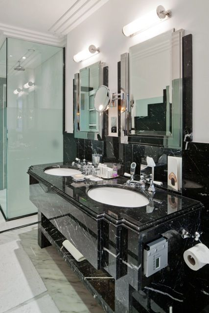 Claridges Bathroom Home Styles