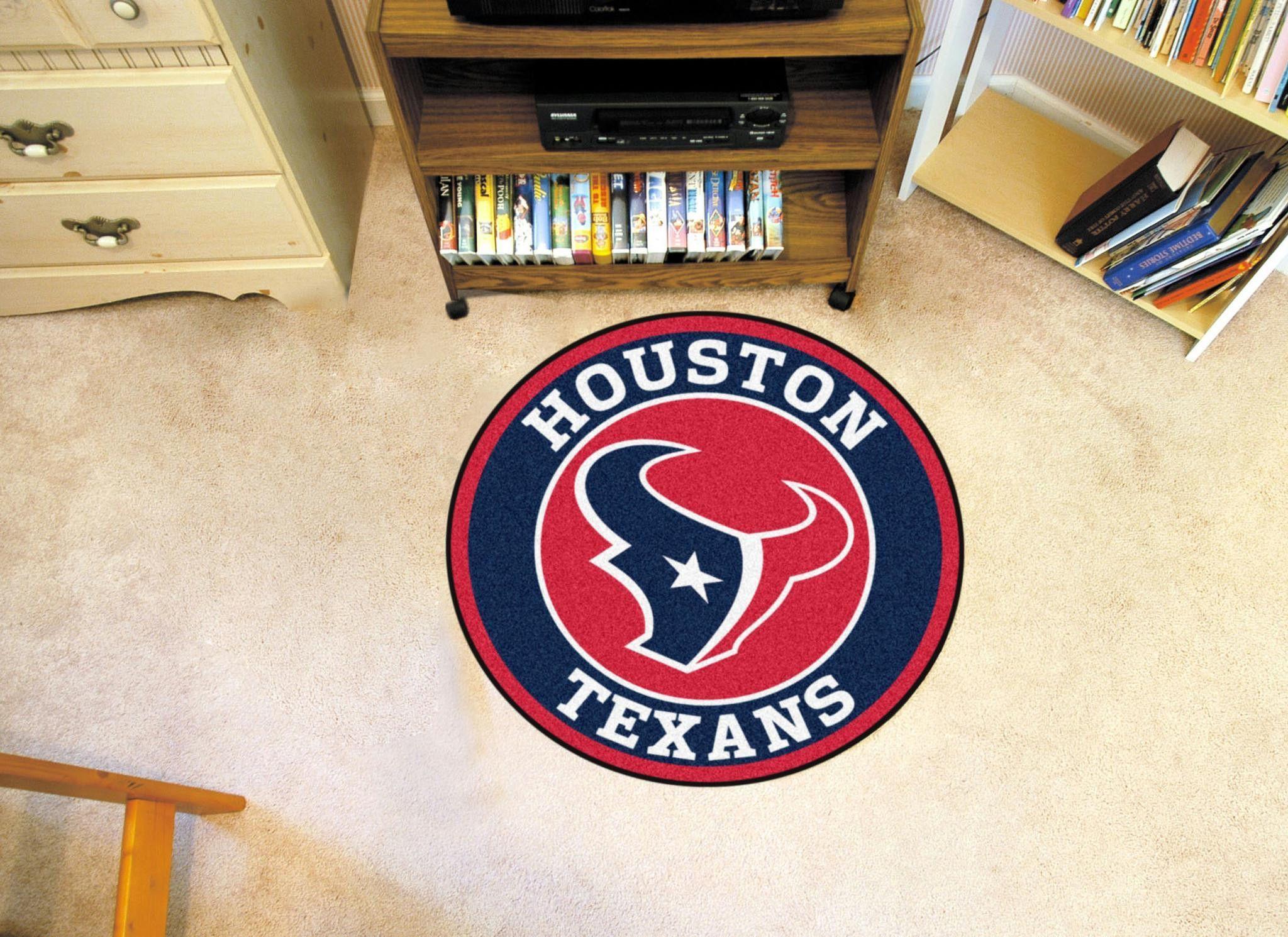 Houston Texans Roundel Mat