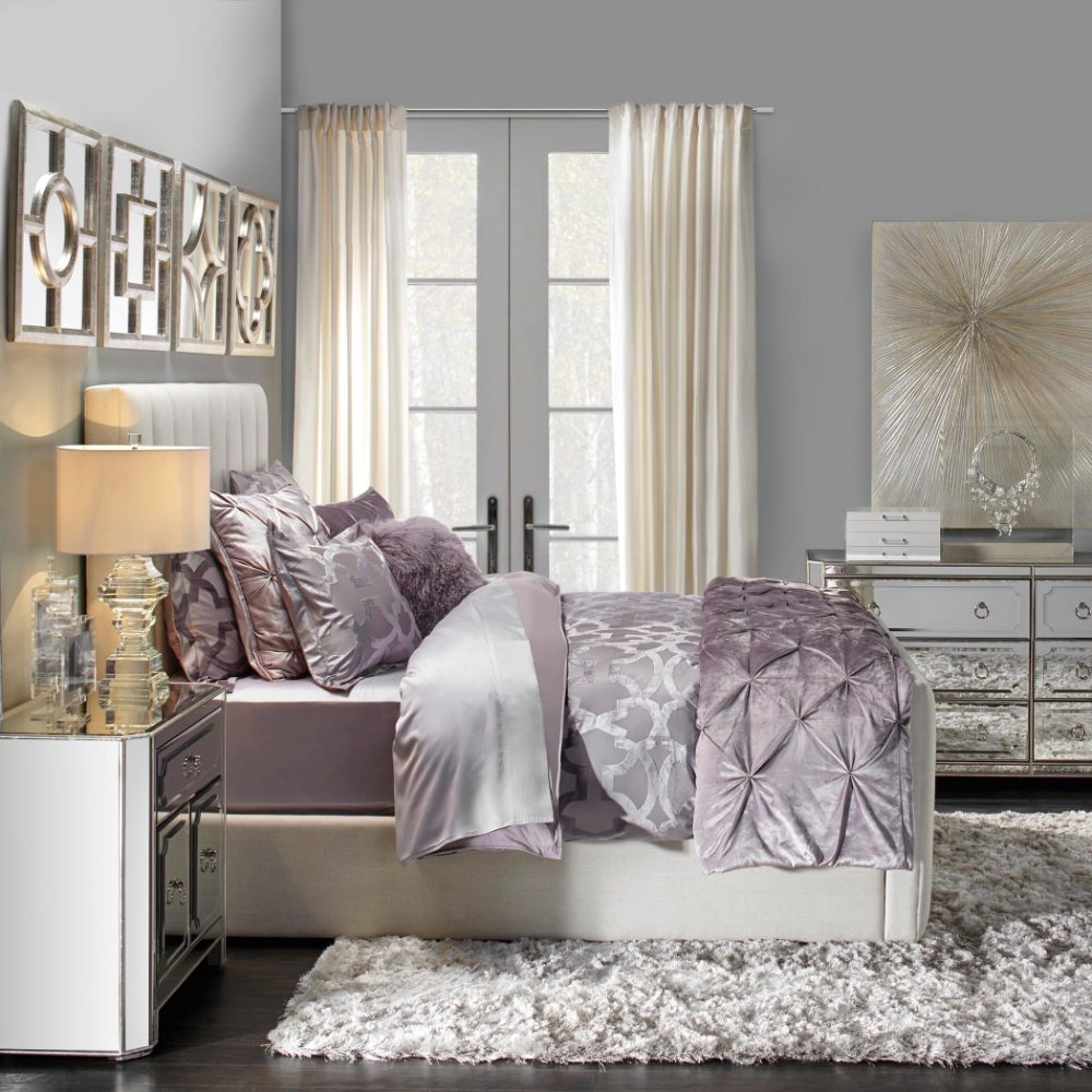 Avignon Bedding Amethyst Home Textiles Sale Collections Z Gallerie Furniture Bedroom Furniture Sets Home