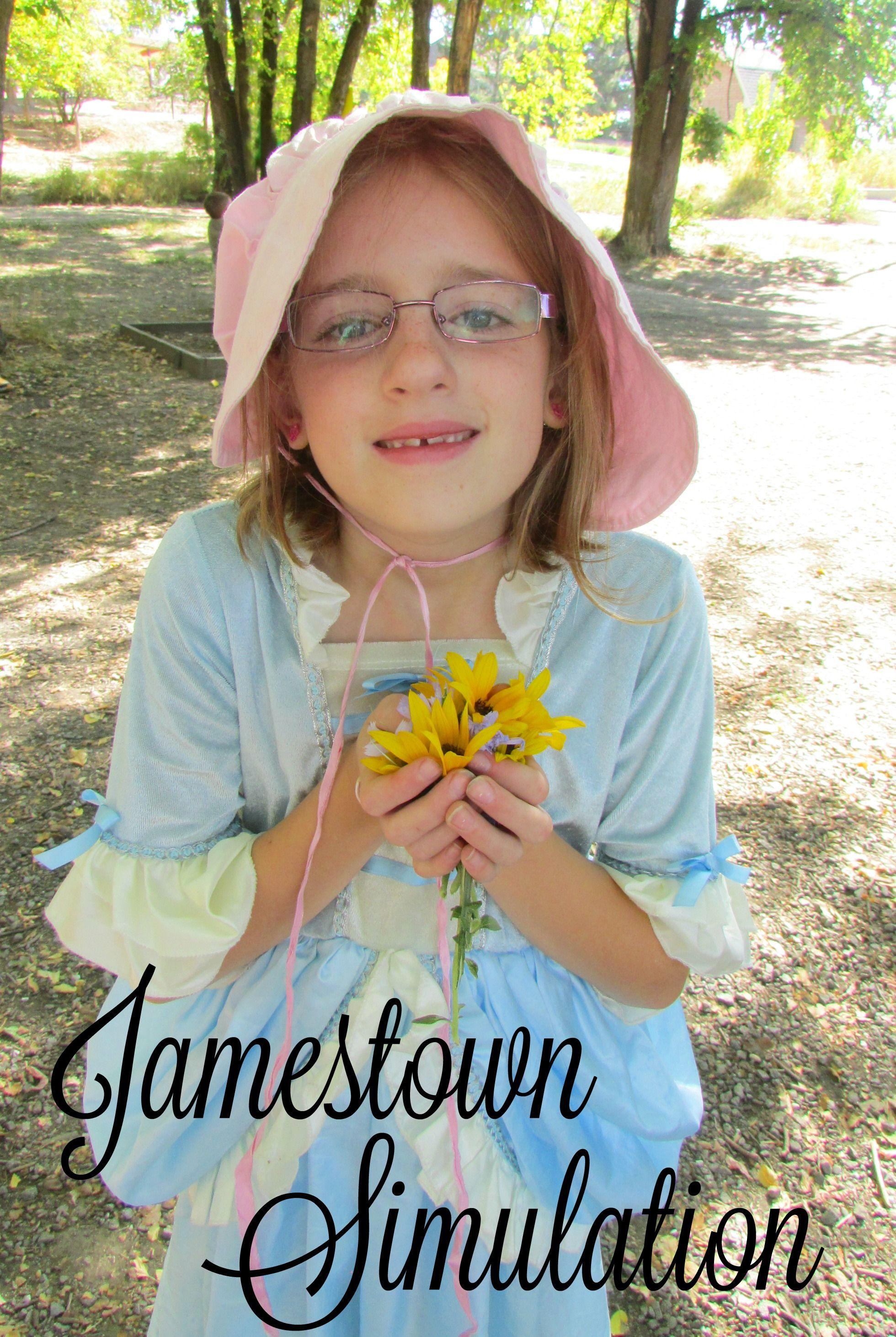Jamestown Simulation