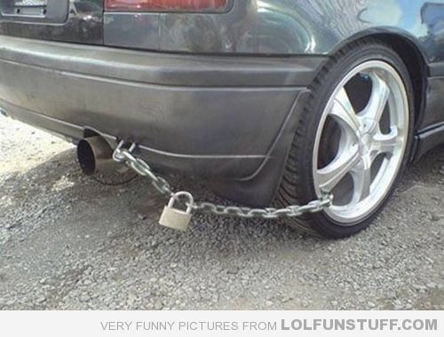 Car Security Fail