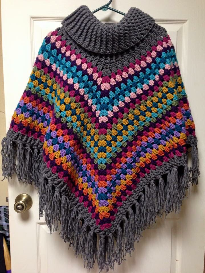 Another Poncho Option Crochet Art Pinterest Crochet Poncho