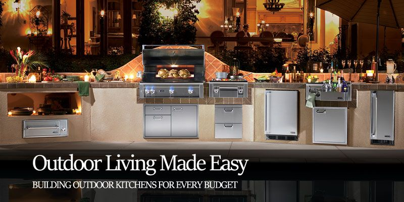 The Bbq Grill Outlet Quality Bbq Grills Bbq Islands Bbq Grill Outlet With Images Outdoor Kitchen