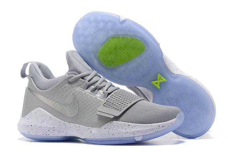 Nike PG 1 Paul George Pure Platinum