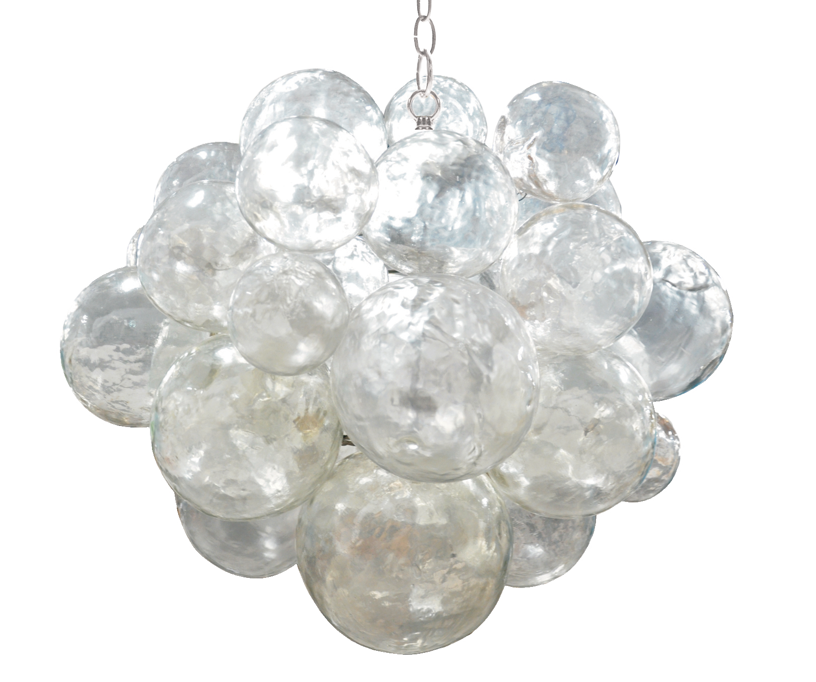 Muriel chandelier cast resin wbubbles includes canopy 3 foot muriel chandelier cast resin wbubbles includes canopy 3 foot chain arubaitofo Choice Image
