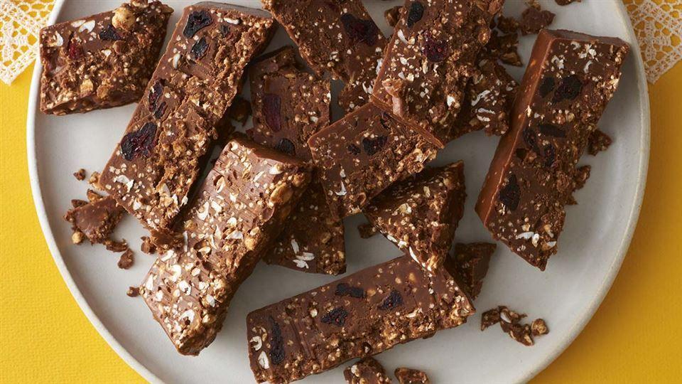 Domowy Blok Czekoladowy Przepis Recipe Food Meat Jerky Sweets