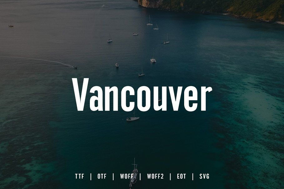 Ad Vancouver Gothic Typeface By Webhance Studio On Creativemarket Vancouver Gothic Typeface Introd In 2020 Typeface Professional Typefaces Web Design Typography