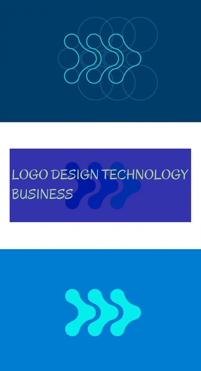 Entreprise De Technologie De Conception De Logo Logo Design Technology Business