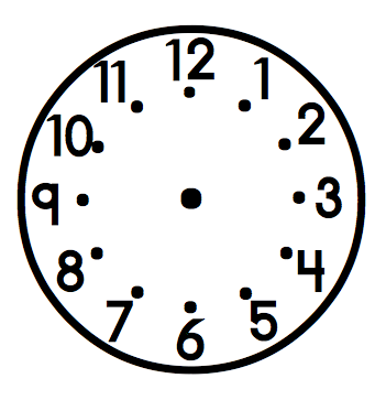 I spy... {time} | Extracurricular activity, Pattern print and Clocks