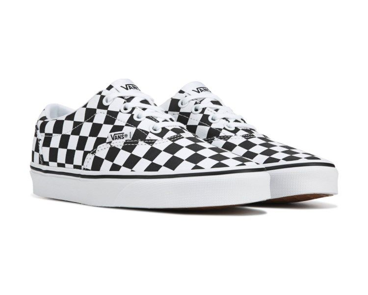 Vans Doheny Sneaker Checkerboard/Black